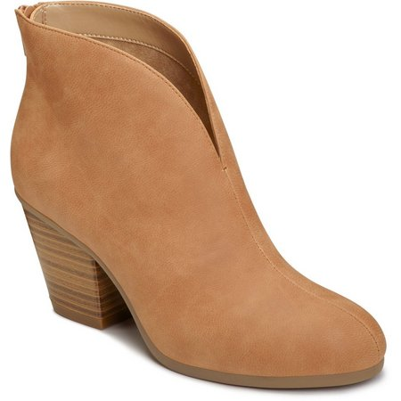 A2 by Aerosoles Womens Gravity Ankle Booties