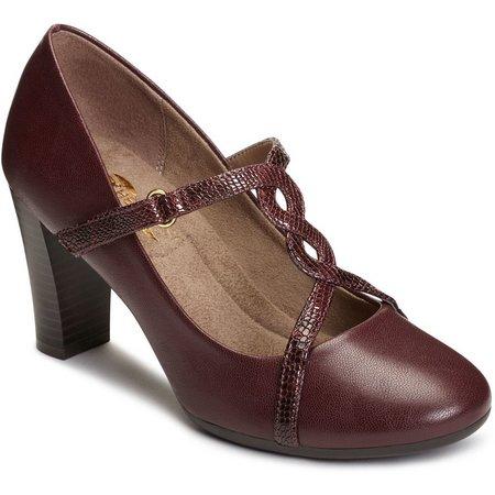 A2 by Aerosoles Womens Lone Star Dress Heels