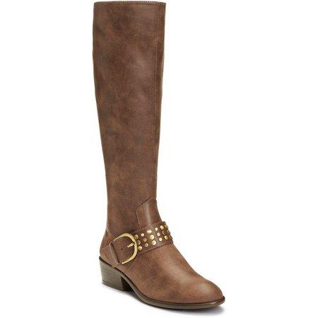 A2 by Aerosoles Womens Palmyra Riding Boots