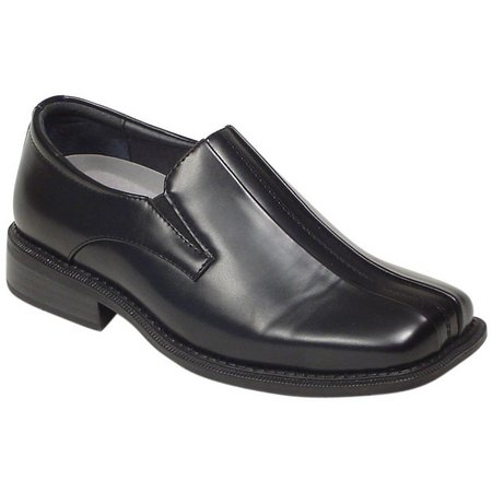 Deer Stags Boys Wings Dress Shoes