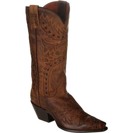 Dan Post Womens Sidewinder Cowboy Boots