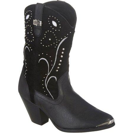 Dingo Womens Ava Cowboy Boots