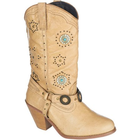 Dingo Womens Addie Cowboy Boots