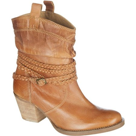 Dingo Womens Twisted Sister Cowboy Boots