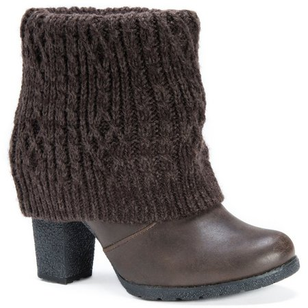 Muk Luks Womens Chris Boots