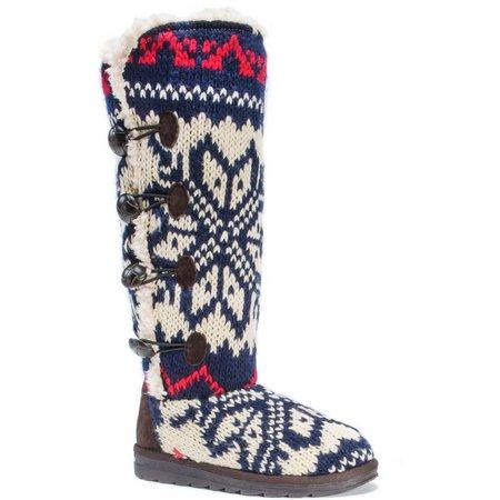 Muk Luks Womens Adirondack Felicity Boots