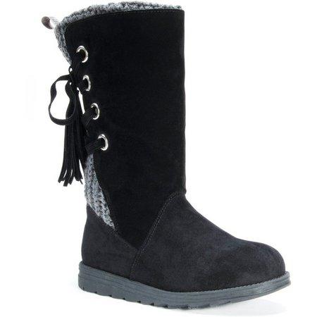 Muk Luks Womens Luanna Boots