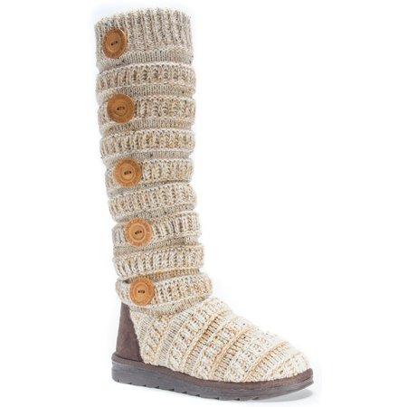Muk Luks Womens Miranda Boots