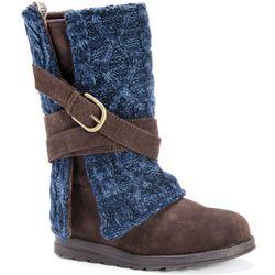 Muk Luks Womens Nikki Boots