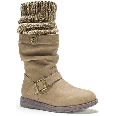 Muk Luks Womens Sky Boots