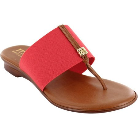 Italian Shoemakers Womens Sutton Thong Sandals