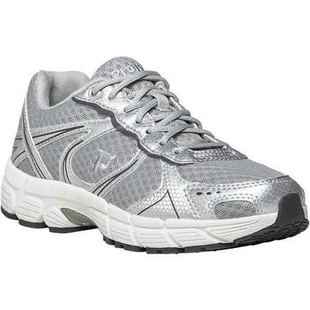 Propet USA Mens XV550 Grey Athletic Shoes