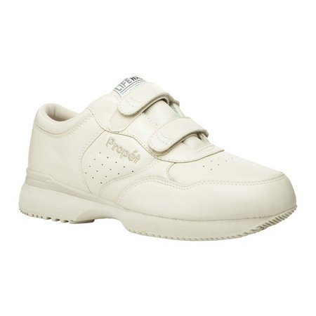 Propet Mens LifeWalker Strap Shoes