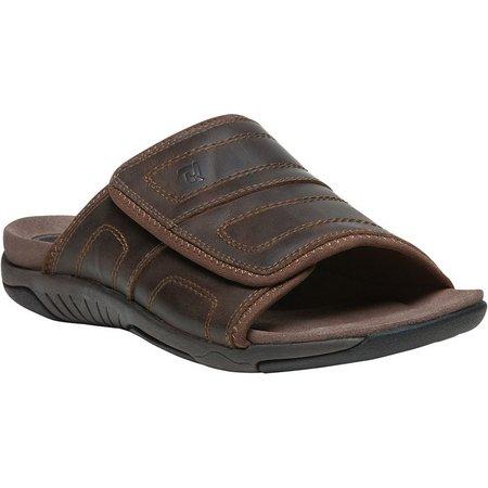 New! Propet USA Mens Hatterus Slide Sandals