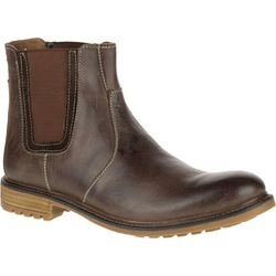 Hush Puppies Mens Beck Rigby Slip On Boots