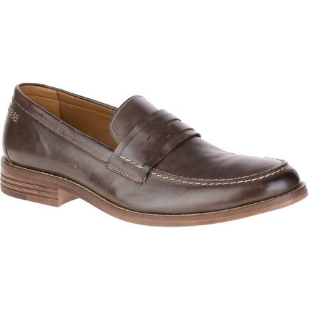 Hush Puppies Mens Gallant Parkview Penny Loafers