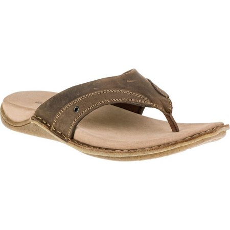 Hush Puppies Mens Wilton Grady Flip Flops