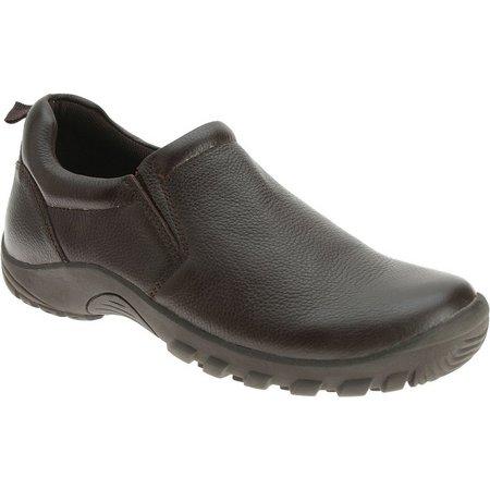 Spring Step Mens Beckham Professional Work Shoe