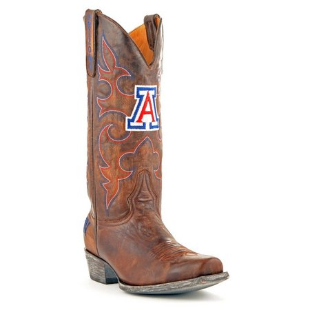 Gameday Arizona Wildcats Mens Boardroom Boots