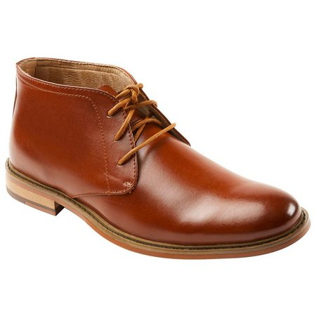 Deer Stags Mens Seattle Lace Up Leather Boots