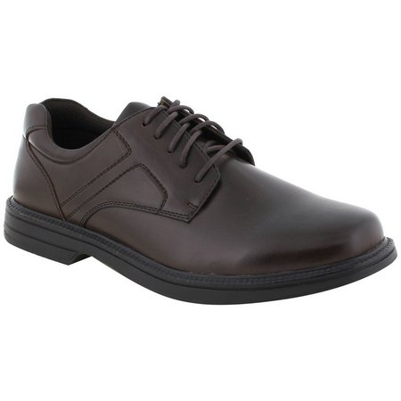 Deer Stags Mens Nu Times Waterproof Oxford Shoes