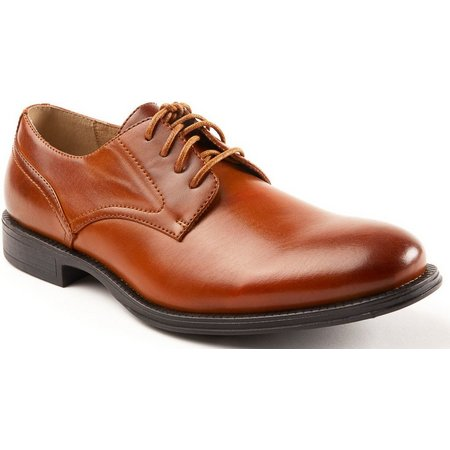 Deer Stags Mens Prime Method Waterproof Oxfords