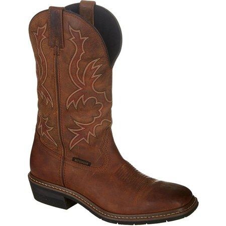 Dan Post Mens Nogales Steel Toe Work Boots