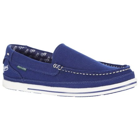 Los Angeles Dodgers Mens Loafers by Eastland