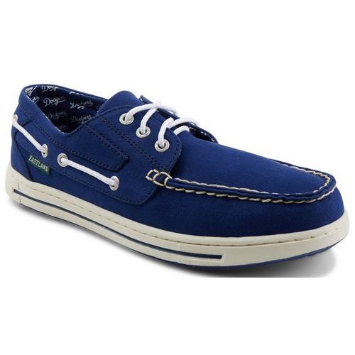 Los Angeles Dodgers Mens Boat Shoes By Eastland Bealls