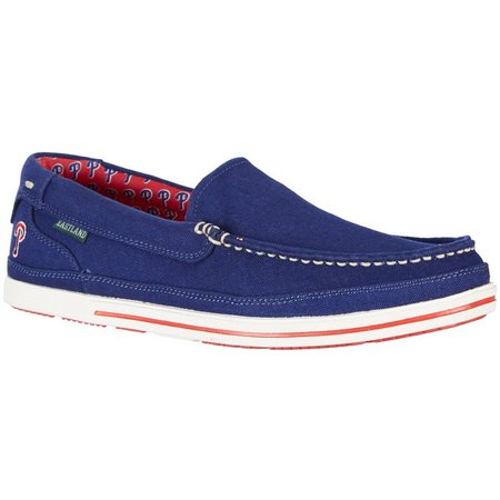 Philadelphia Phillies Mens Loafers by Eastland