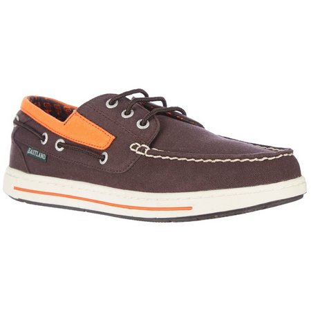 San Francisco Giants Mens Boat Shoes by Eastland