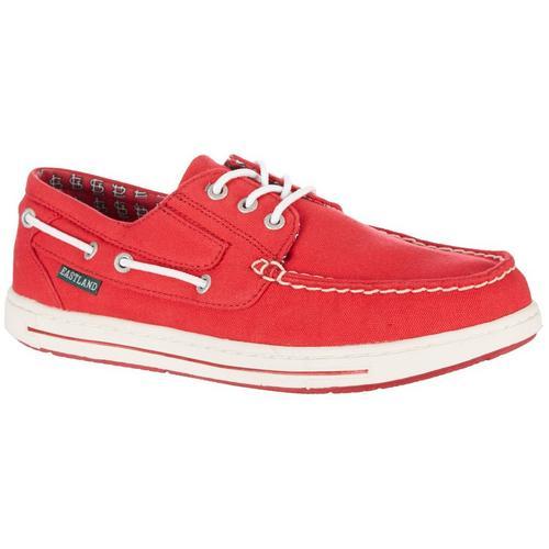 Men's Eastland St. Louis ... Cardinals Adventure Boat Shoes 3JD6CnyRY2