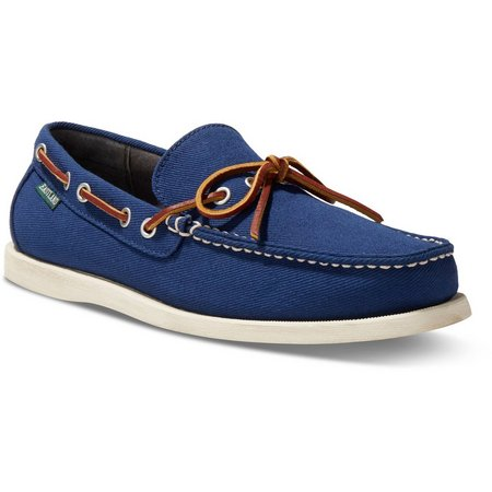 Eastland Mens Yarmouth Canvas Boat Shoes