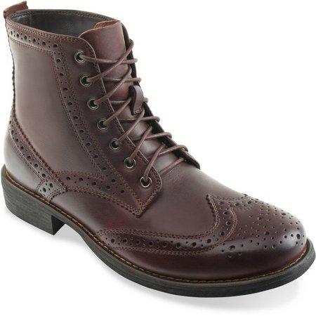 Eastland Mens Bennett Leather Boots