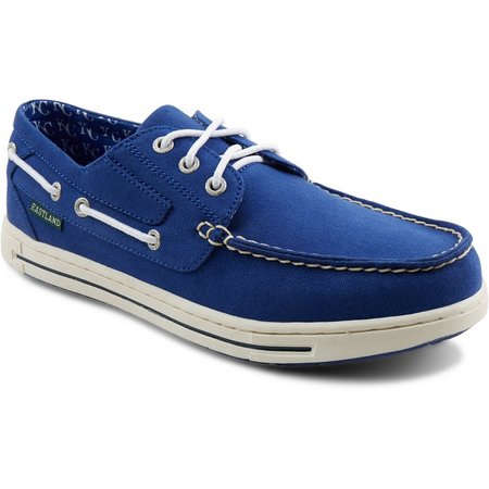 Kansas City Royals Mens Boat Shoes by Eastland