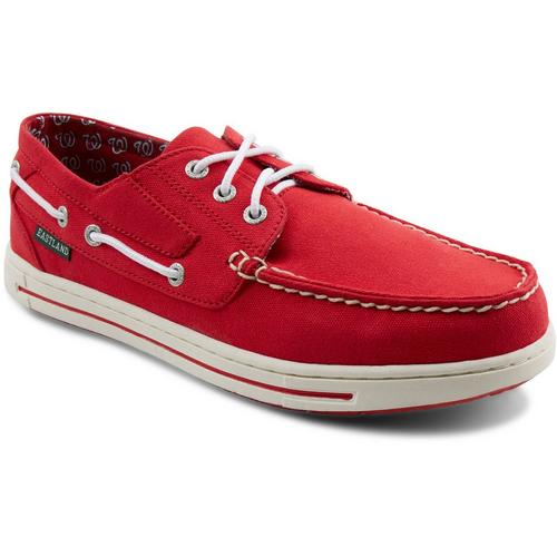Washington Nationals Mens Boat Shoes By Eastland Bealls