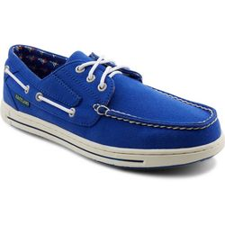 Toronto Blue Jays Mens Boat Shoes by Eastland