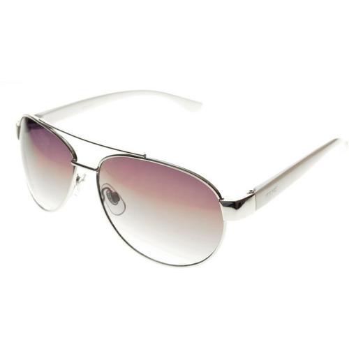Nine West Womens Metal Aviator Style Sunglasses Bealls