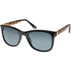 Nine West Womens Black & Brown Sunglasses