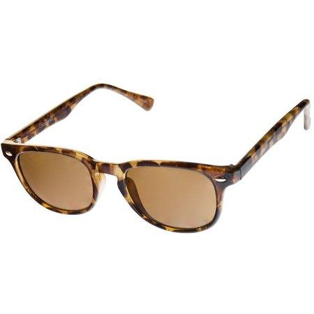 355a2ad9e5 Dockers Womens Tortoise Shell Brown Sunglasses