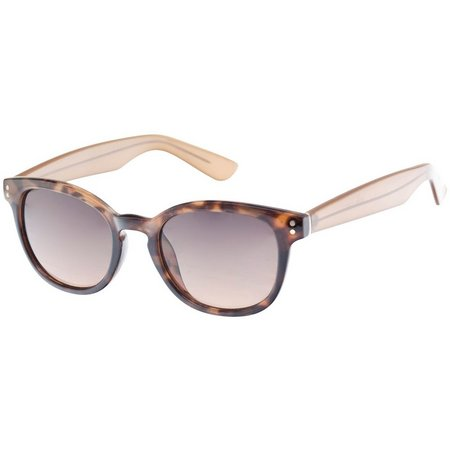 Dockers Womens Keyhole Vintage Sunglasses