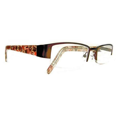Infini Semi Rimless Reading Glasses