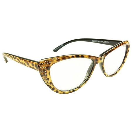 Infini Womens Cat Eye Reading Glasses