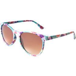 Zoo York Womens Floral Print Sunglasses