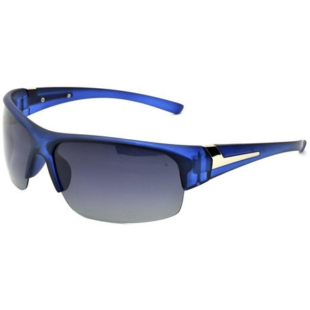 Reel Legends Womens Bright Blue Sunglasses