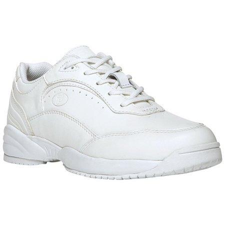 Propet Womens Slip Resistant Nancy Shoes