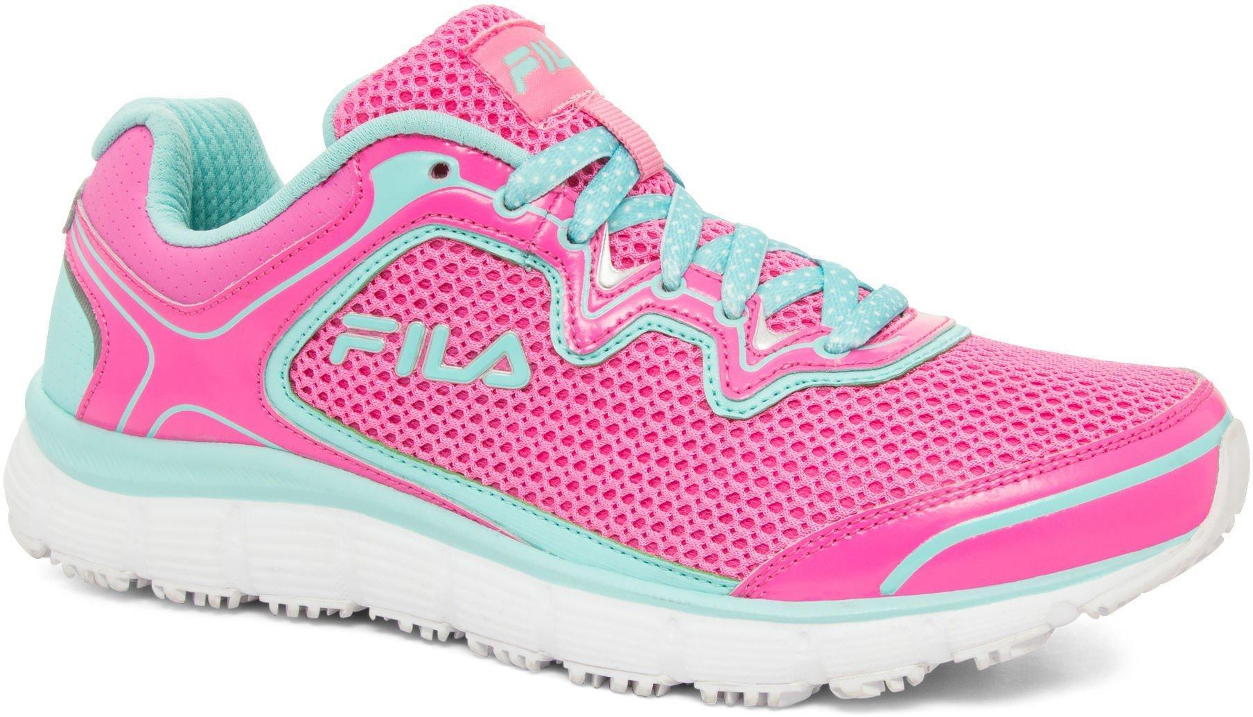Fila Womens Memory Fresh Start Work Shoes Deals