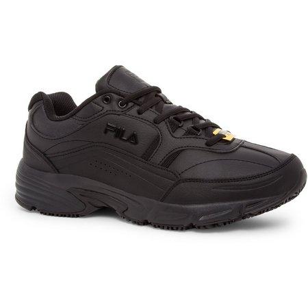 Fila Mens Memory Workshift SR ST Work Shoes