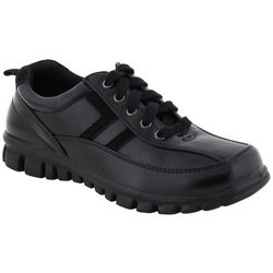 Deer Stags Boys Dugout Lace-Up Oxford Shoes