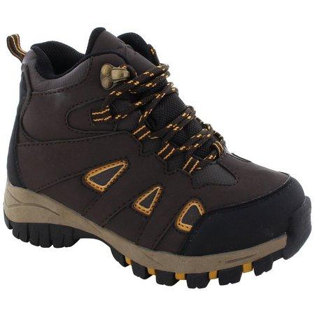 Deer Stags Boys Drew Waterproof Hiker Boots